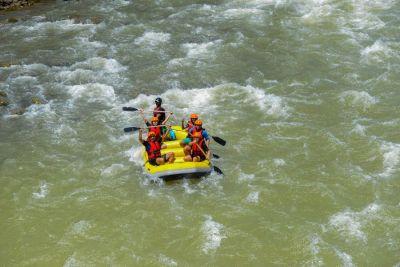 Kiulu White Water rafting Kota Kinabalu