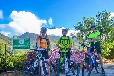 Kinabalu Foothill highland ride