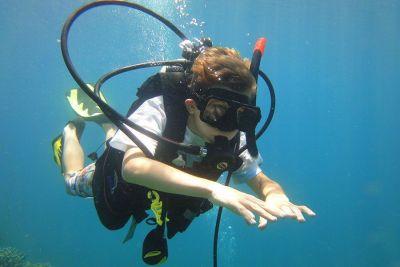 Diving Lahad Datu