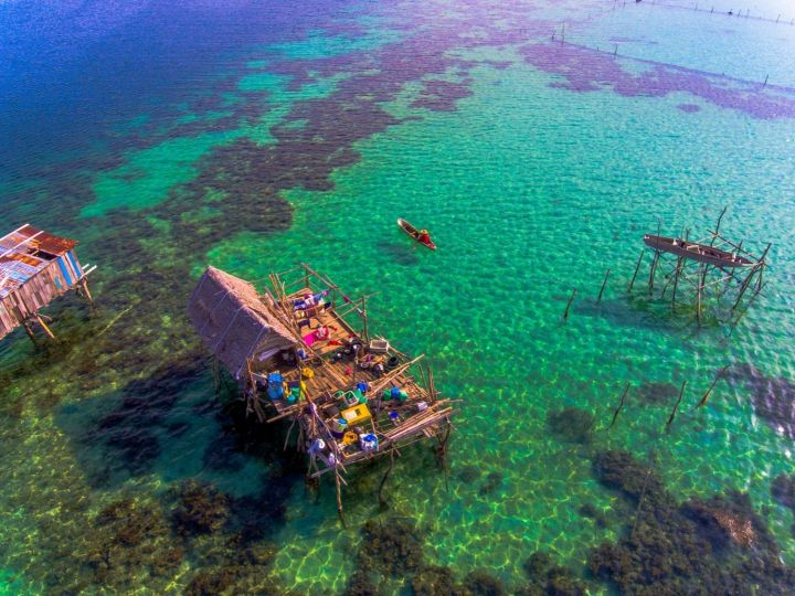 Diving and Snorkeling in Lahad Datu